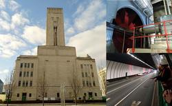 Mersey Tunnel Tours - Liverpool