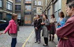 Footprints of London Walking Tours